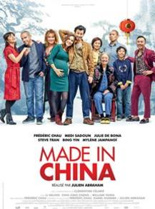 MADE IN CHINA - Casting : Stephanie Doncker