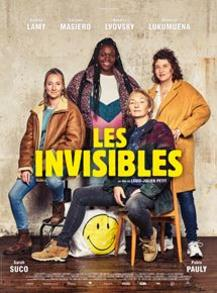 Les invisibles - Casting : David Bertrand